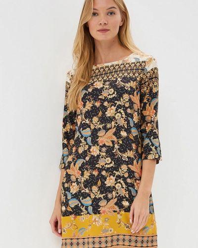 Платье с длинными рукавами Desigual