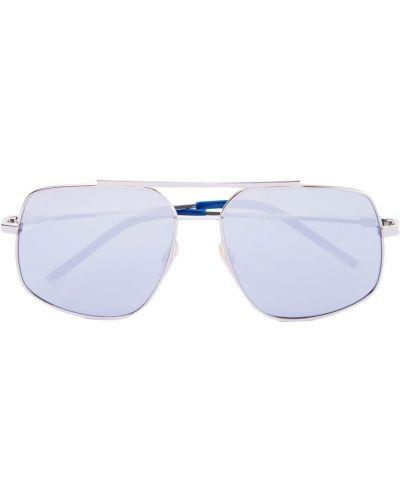 Солнцезащитные очки для зрения металлические Fendi (sunglasses)