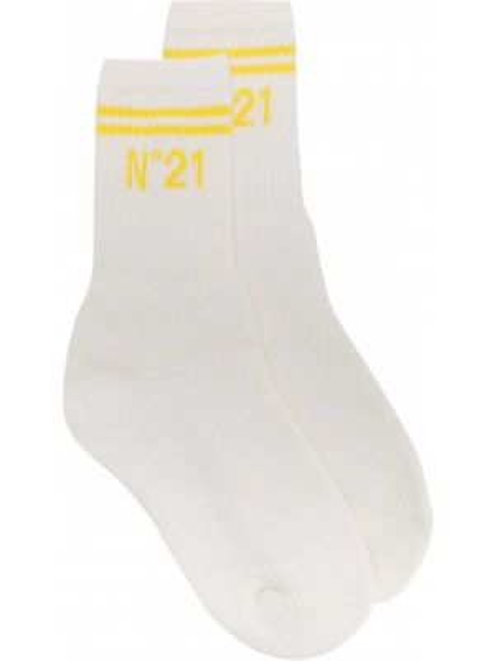 Белые носки N°21