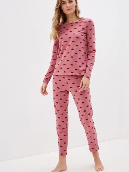 Пижама пижамный розовый Tezenis