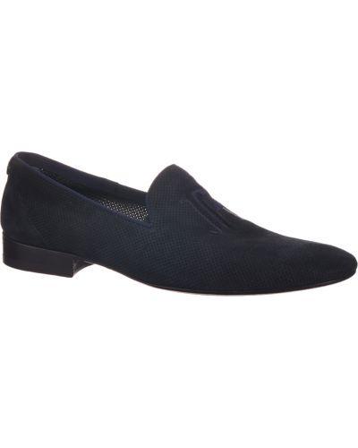 Туфли замшевые John Richmond