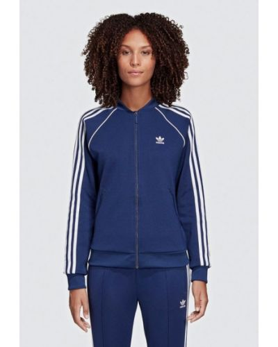 Толстовка синий Adidas Originals