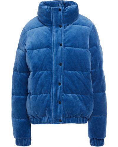 Стеганая куртка - синяя Dkny