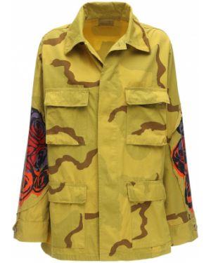 Пиджак на пуговицах из канваса R13
