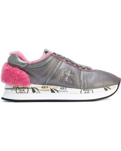 Кожаные кроссовки Premiata