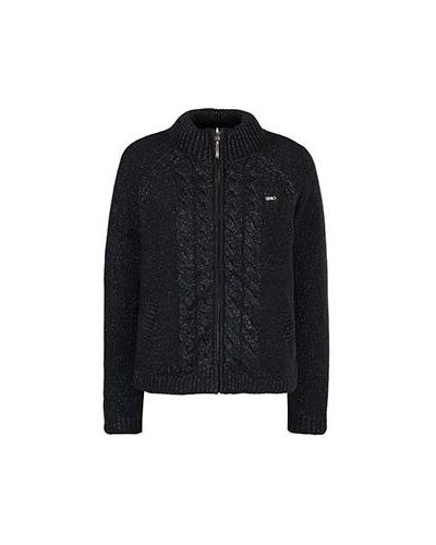 Черная куртка демисезонная Liu Jo