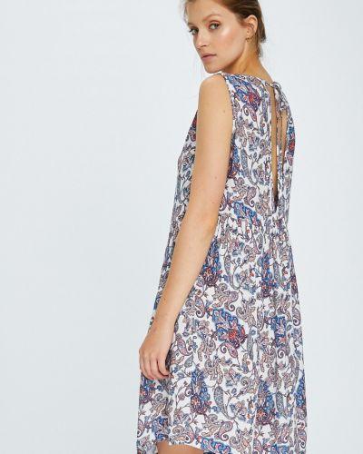 Платье мини в стиле бохо из вискозы Answear