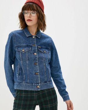 Джинсовая куртка - синяя Dasti
