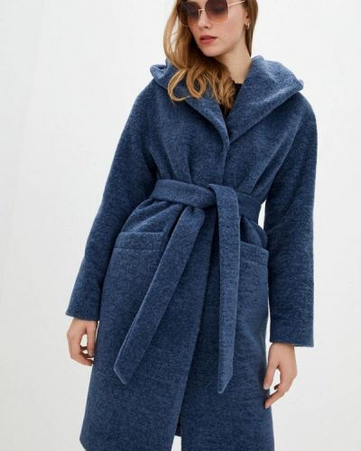 Синее пальто Florens