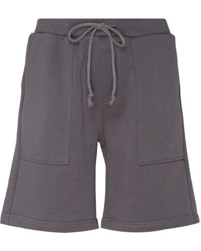 Свободные хлопковые шорты карго с карманами Artem Krivda