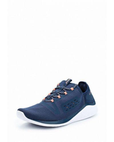 Синие кроссовки Asics