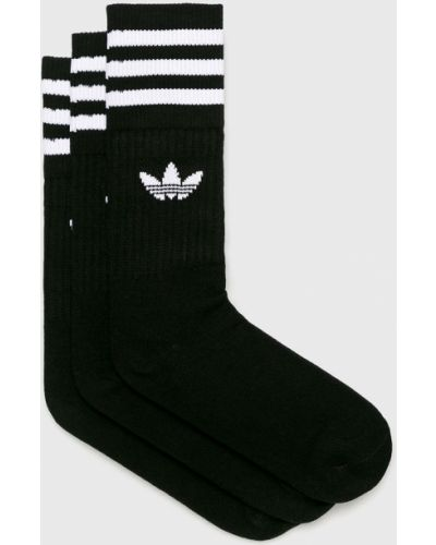 Черные колготки Adidas Originals