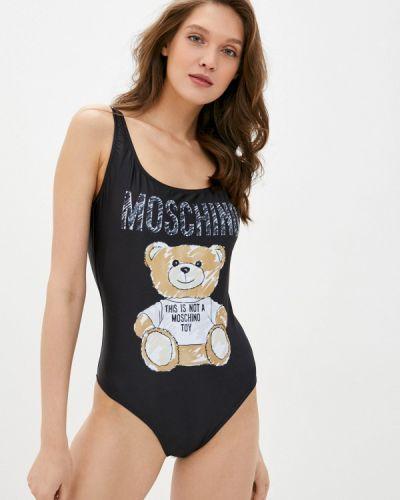 Боди - черное Moschino Couture