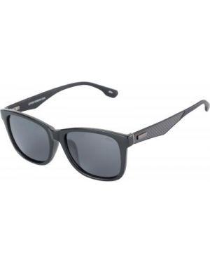 Солнцезащитные очки черные спортивные Leto