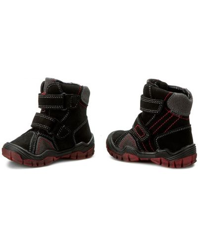 Ботинки - черные Bartek