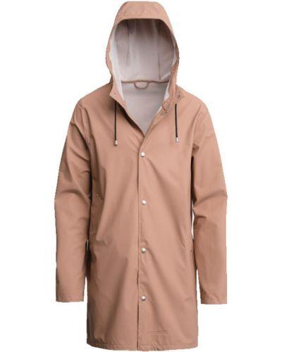 Płaszcz przeciwdeszczowy - brązowy Stutterheim