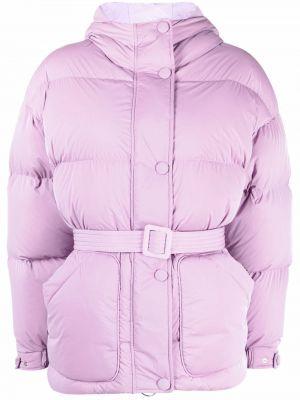 Дутая куртка - фиолетовая Ienki Ienki