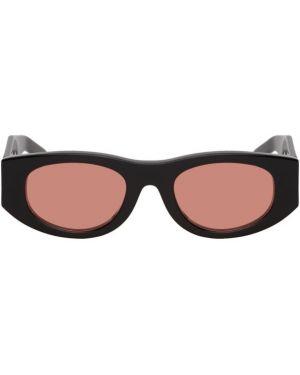 Белые солнцезащитные очки прямоугольные с завязками Thierry Lasry