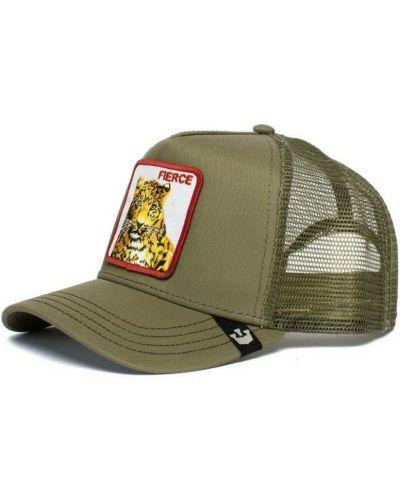 Zielona czapka z daszkiem Goorin Bros