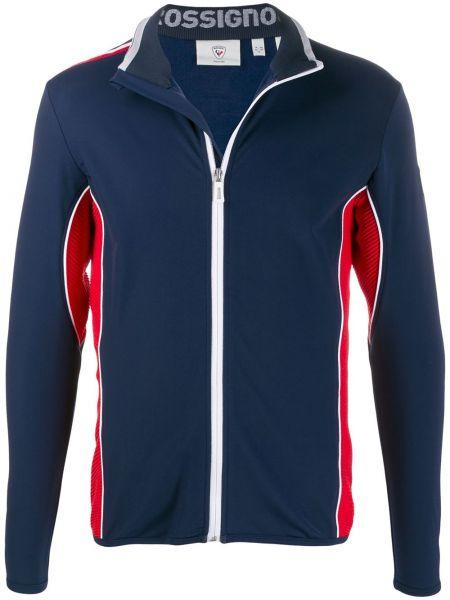 Спортивная куртка на молнии с логотипом Rossignol