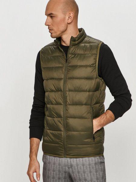 Жилетка с карманами - зеленая Produkt By Jack & Jones