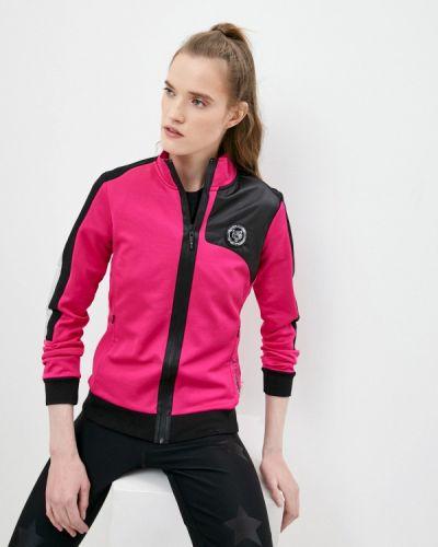 Розовая олимпийка Plein Sport