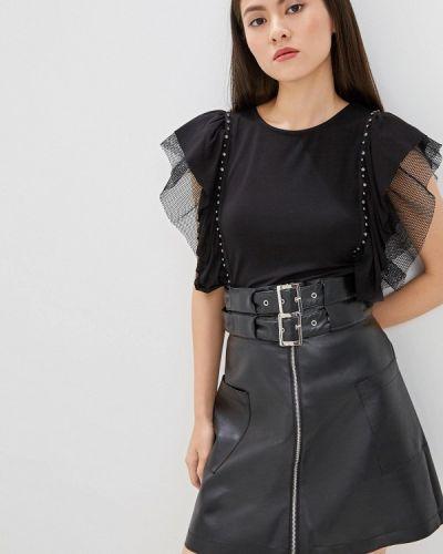 Блузка - черная Camomilla Italia