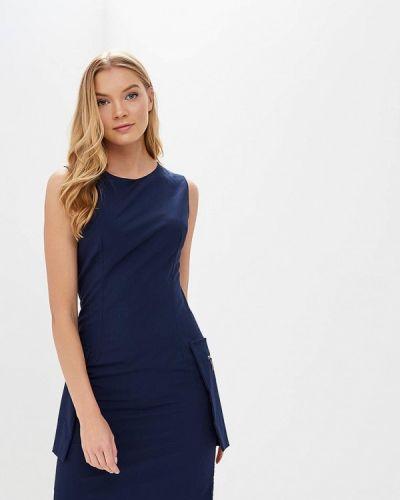 Платье польское синее Bewear