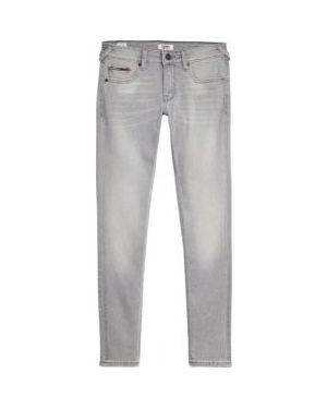 Obcisłe dżinsy dżinsowa Tommy Jeans