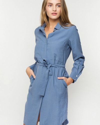 Платье - синее Urban Streets