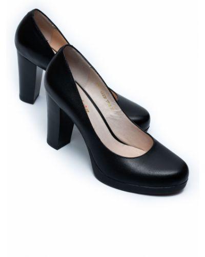 Туфли - черные Polann