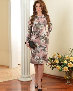 Платье на молнии с отложным воротником Salvi-s