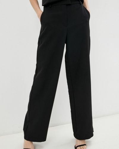 Черные брюки осенние Incity