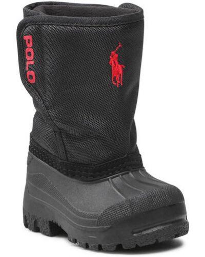 Czarne sneakersy Polo Ralph Lauren