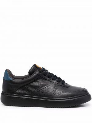 Кожаные кроссовки - черные Camper
