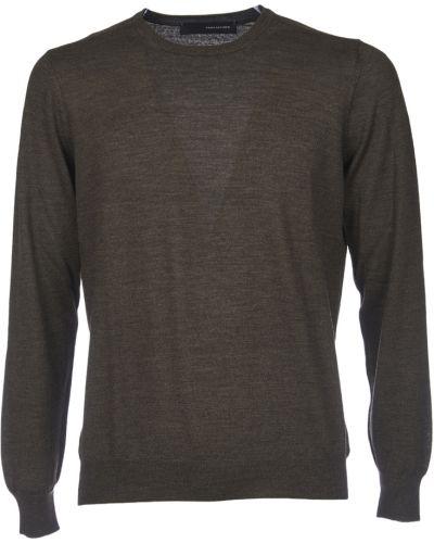 Brązowy sweter Tagliatore