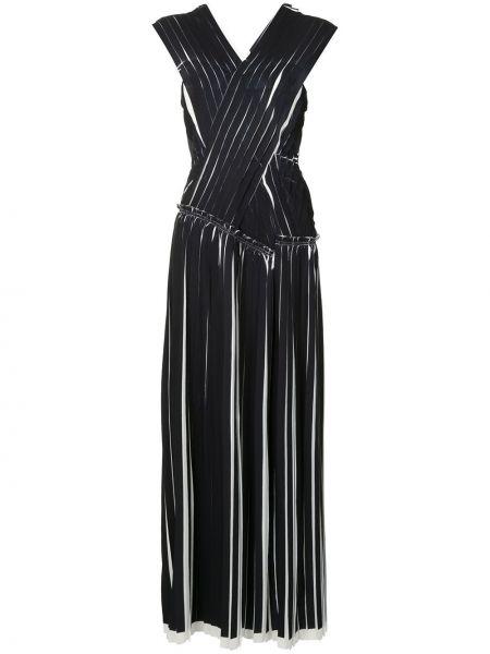 Платье мини плиссированное со складками 3.1 Phillip Lim