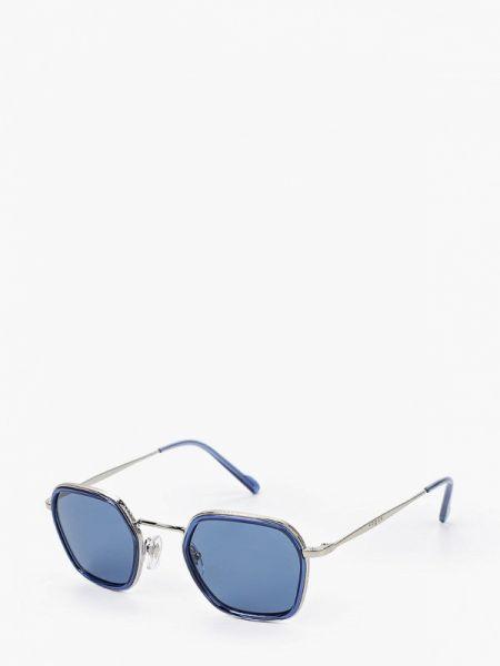 Солнцезащитные очки квадратные серебряный Vogue® Eyewear