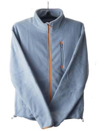 Флисовая серая блузка Neo