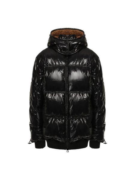 Нейлоновая куртка с подкладкой с гусиным пухом As65