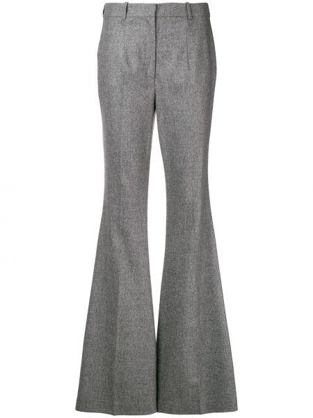 Свободные брюки расклешенные брюки-хулиганы Michael Kors Collection