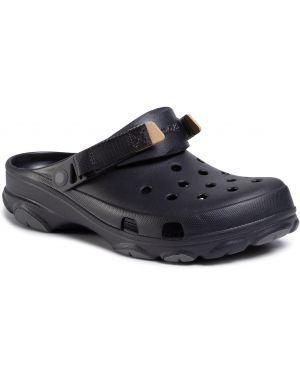 Klasyczne czarne chodaki Crocs