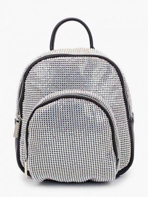 Рюкзак - серебряный Skinnydip