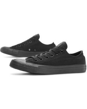 Kozaki materiałowe - czarne Converse