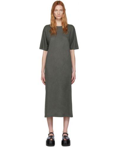 Вязаное платье с манжетами с воротником Frenckenberger