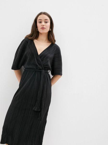 Платье прямое черное Y.a.s.