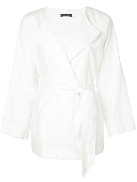Куртка свободная белая Natori