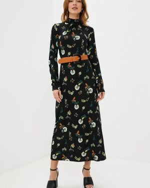 Платье осеннее прямое Warehouse