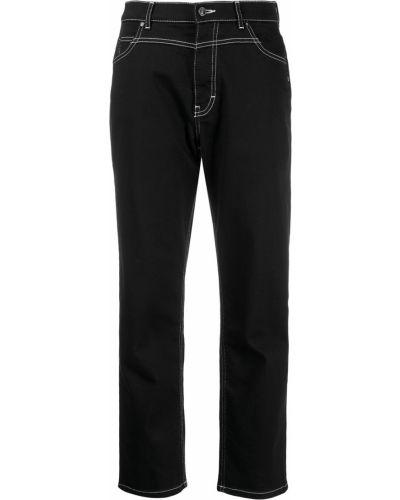 Прямые джинсы - черные Escada Sport