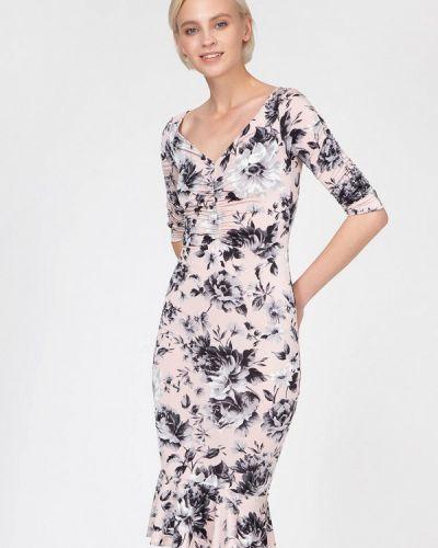 Розовое платье Ornato
